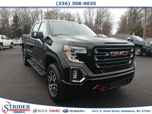 2019 GMC Sierra 1500 AT4 Asheboro NC