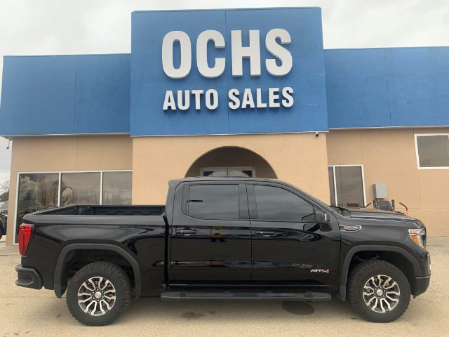 2019 GMC Sierra 1500 AT4 Crew Cab Short Box 4WD