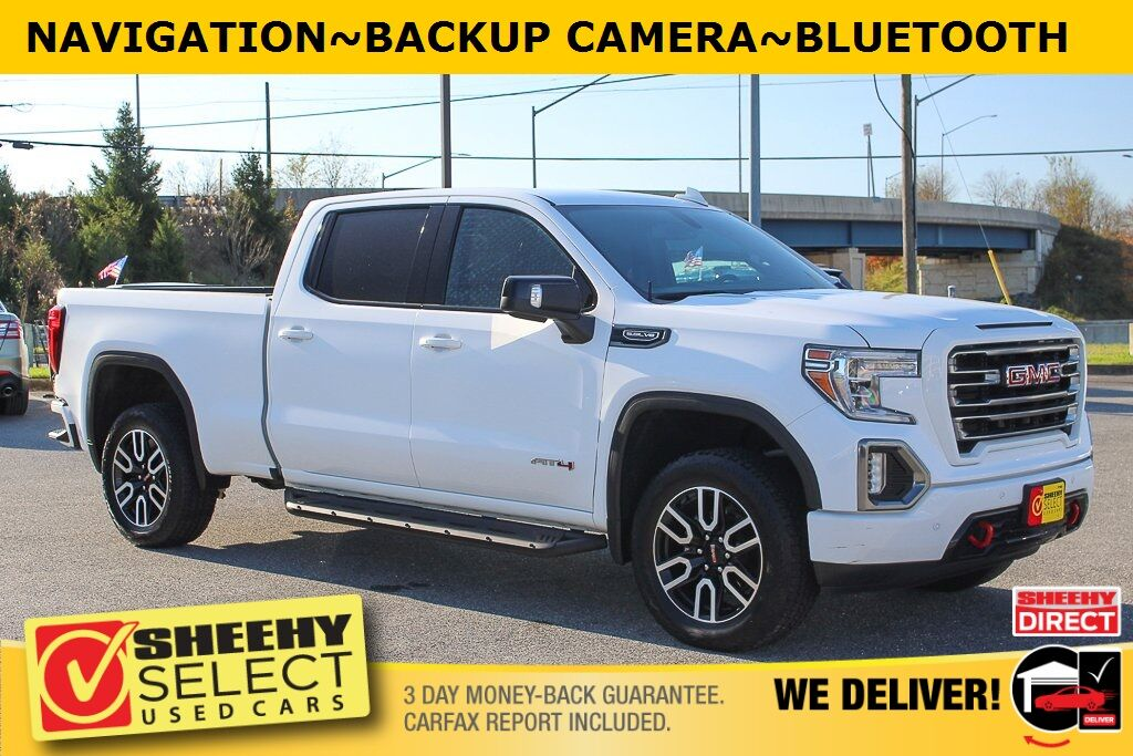 2019 GMC Sierra 1500 AT4 Suitland MD