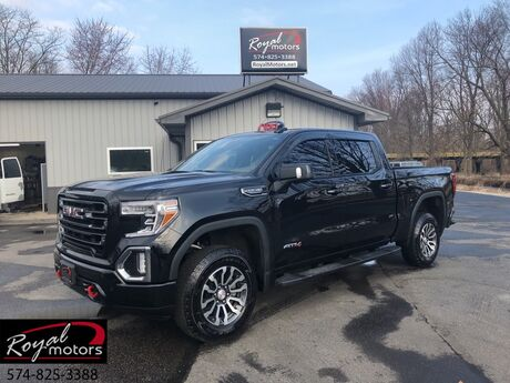 2019 GMC Sierra 1500 AT4 Middlebury IN