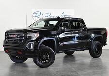 2019 GMC Sierra 1500 AT4 ProComp Lift Nitto Tires BakFlip Bedcover Amp Power Steps