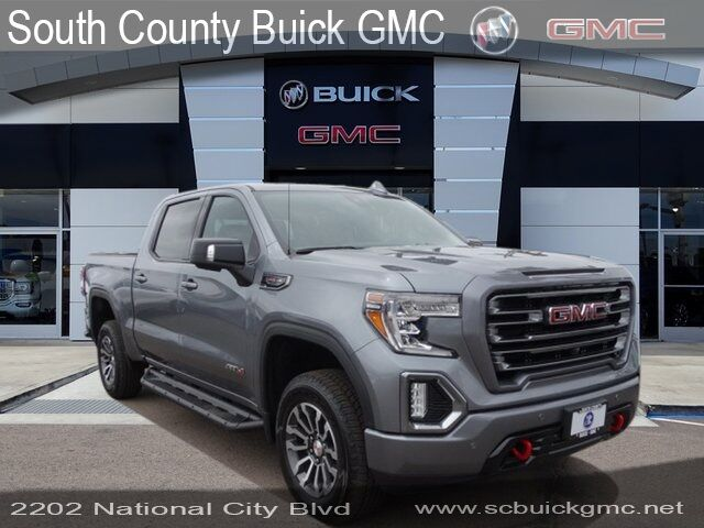 2019 GMC Sierra 1500 AT4 San Diego County CA