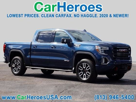 2019 GMC Sierra 1500 AT4 Seffner FL