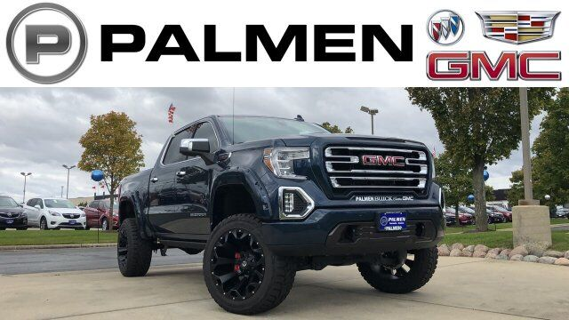 2019 GMC Sierra 1500 Black Widow SLT Kenosha WI
