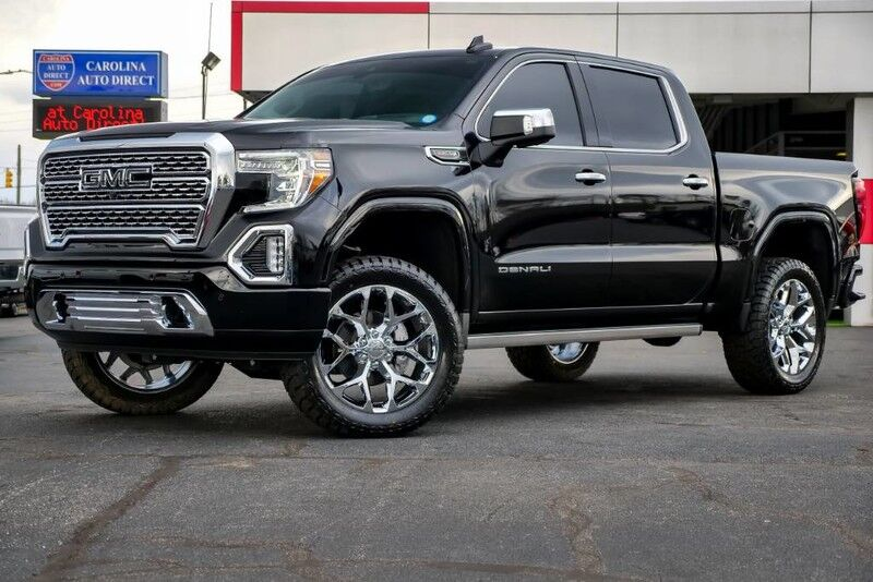 2019 GMC Sierra 1500 Denali **LIFTED** w/ Heated & Vented Front Seats & Head-Up Display Mooresville NC