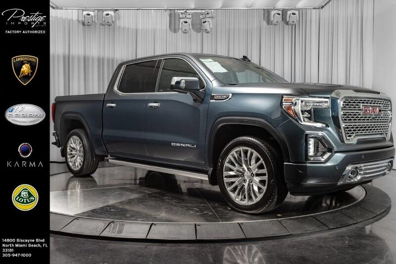 2019_GMC_Sierra 1500_Denali_ North Miami Beach FL