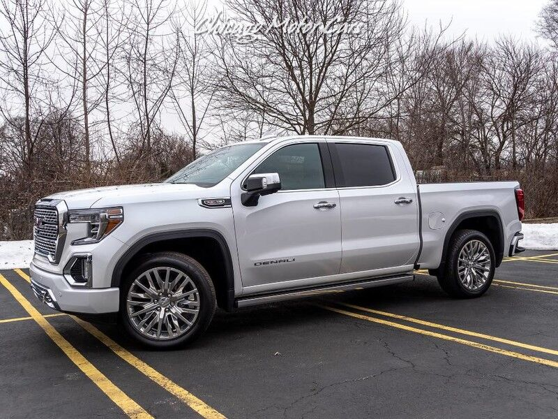 2019_GMC_Sierra 1500_Denali Pickup Truck **MSRP $68,335**_ Chicago IL