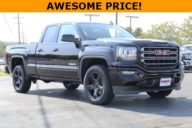 2019 GMC Sierra 1500 Limited Base Double Cab