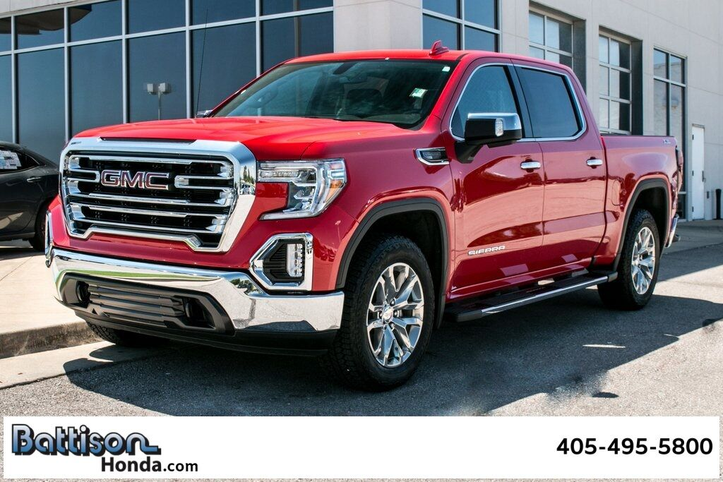 2019_GMC_Sierra 1500_SLT Texas Edition_ Oklahoma City OK