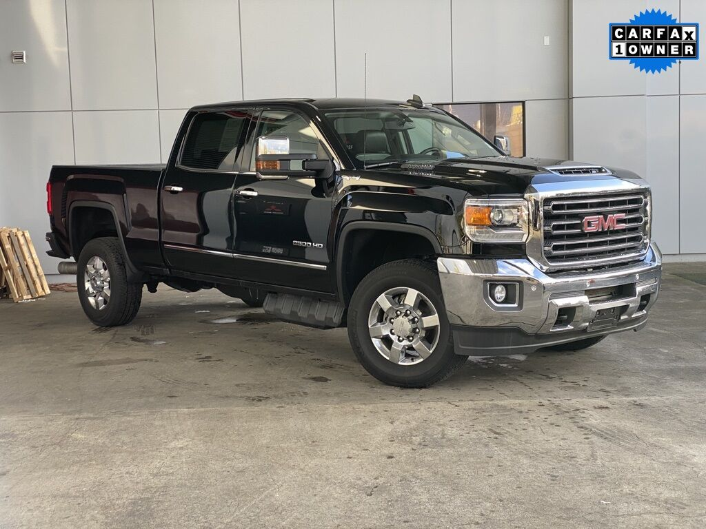 2019 GMC Sierra 2500HD SLT Milwaukie OR