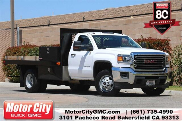 2019 GMC Sierra 3500HD Base Bakersfield CA