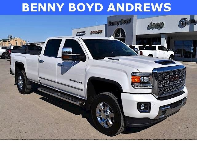 2019 GMC Sierra 3500HD Denali Andrews TX