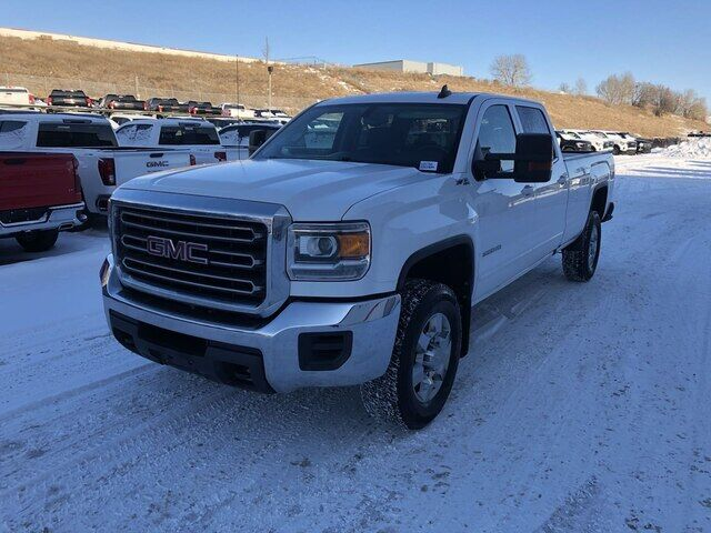 2019 GMC Sierra 3500HD SLE | LONG BOX | BACKUP CAMERA Calgary AB