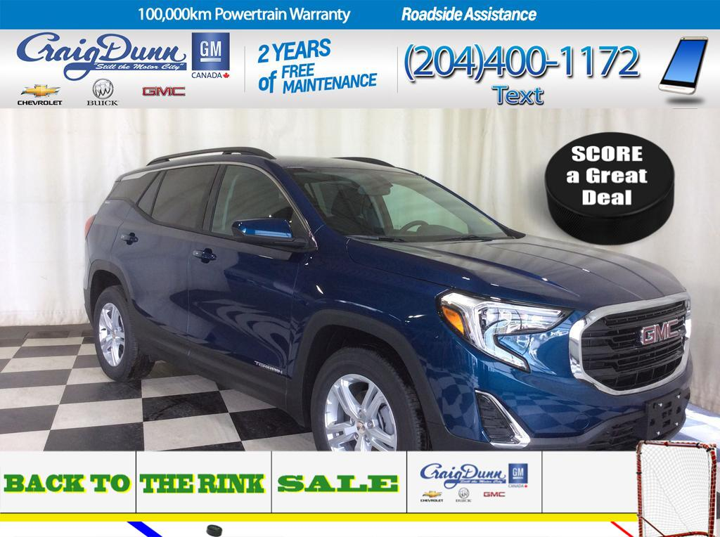 2019 GMC Terrain * SLE All Wheel Drive * HEATED SEATS *