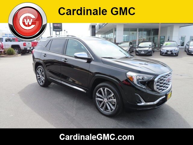 2019 GMC Terrain Denali Seaside CA