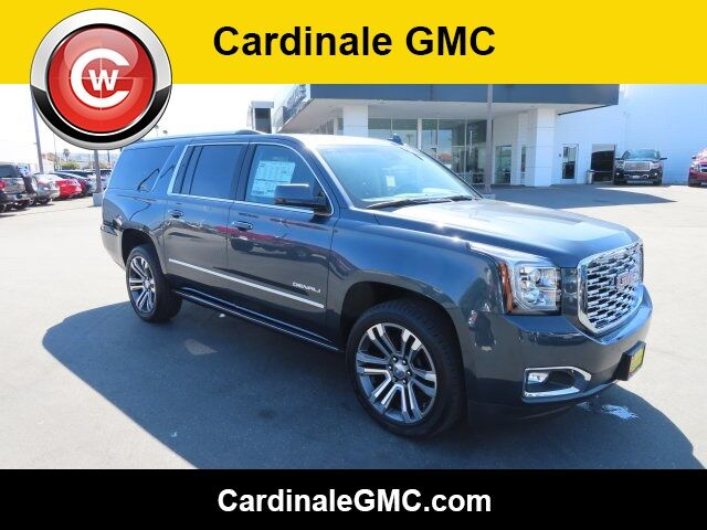 2019 GMC Yukon XL Denali Seaside CA