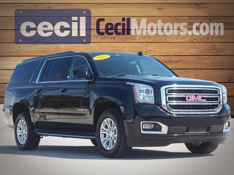 2019 GMC Yukon XL SLT  TX