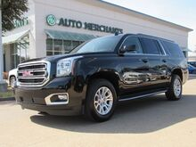 2019_GMC_Yukon XL_SLT 4WD 5.3L 8CYL AUTOMATIC, LEATHER SEATS, NAVIGATION,  BACKUP CAMERA, BLUETOOTH_ Plano TX