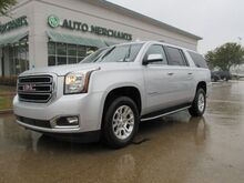2019_GMC_Yukon XL_SLT 4WD, Navigation , Sunroof, DVD Players. Blind Spot. Cooled Seats, Heated Seats, Under Warranty_ Plano TX