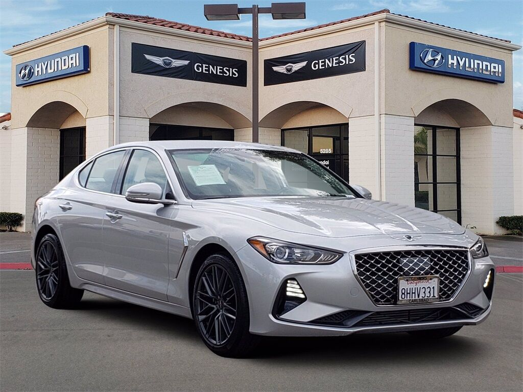 2019 Genesis G70 2.0T Advanced Carlsbad CA
