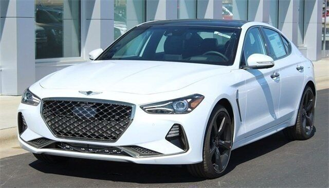 2019 Genesis G70 2.0T Advanced Green Bay WI