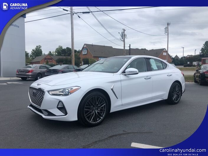 2019 Genesis G70 2.0T Advanced High Point NC