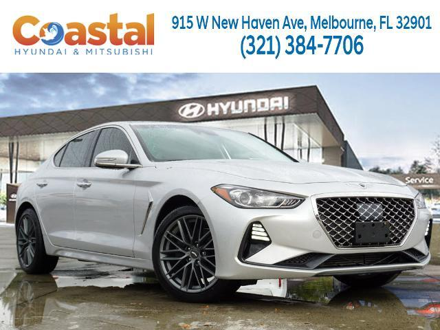 2019 Genesis G70 2.0T Advanced Melbourne FL