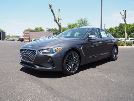 2019 Genesis G70 2.0T Advanced Phoenix AZ