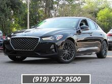2019_Genesis_G70_2.0T Advanced RWD_ Cary NC