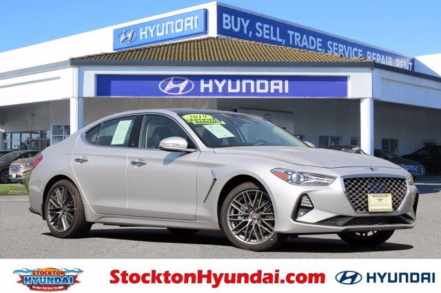 2019 Genesis G70 2.0T Advanced Stockton CA