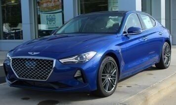 2019 Genesis G70 2.0T Elite Green Bay WI