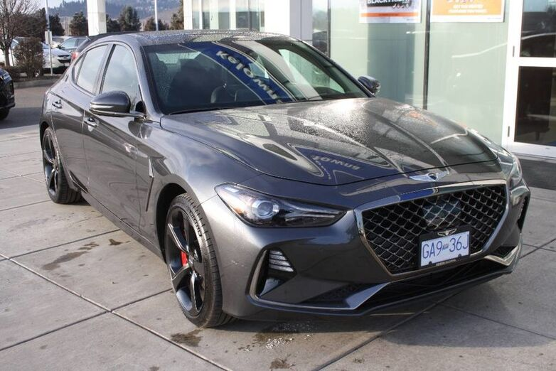 2019 Genesis G70 3.3L Sport AWD low rates 1.99-2.99% Penticton BC