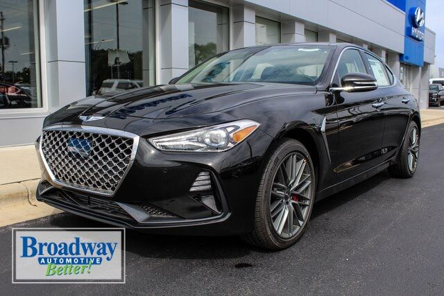 2019 Genesis G70 3.3T Advanced Green Bay WI