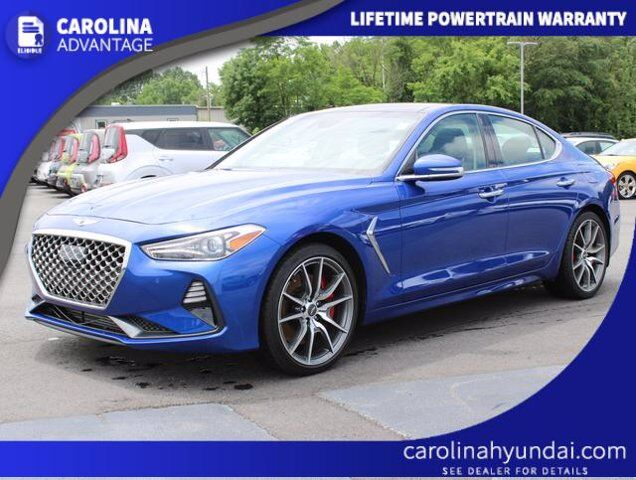 2019 Genesis G70 3.3T Advanced High Point NC
