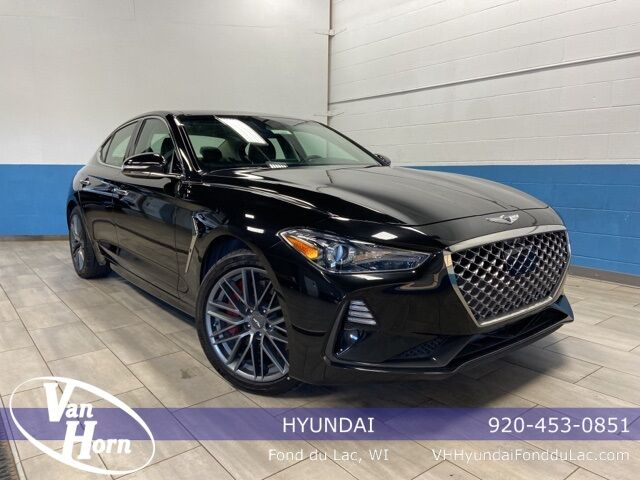 2019 Genesis G70 3.3T Advanced Milwaukee WI