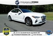 2019 Genesis G70 3.3T Advanced **ONE OWNER**HEATED SEATS**