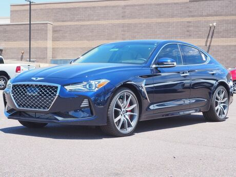 2019 Genesis G70 3.3T Advanced Phoenix AZ