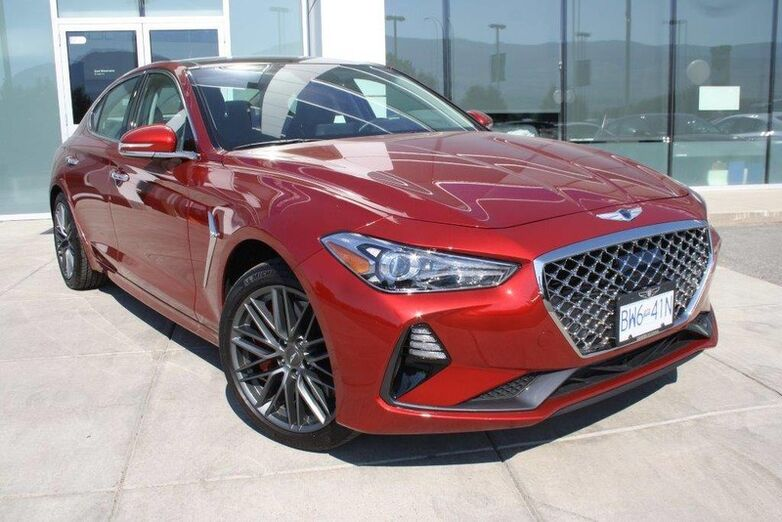 2019 Genesis G70 DYNAMIC low rates 1.99-2.99% Kelowna BC