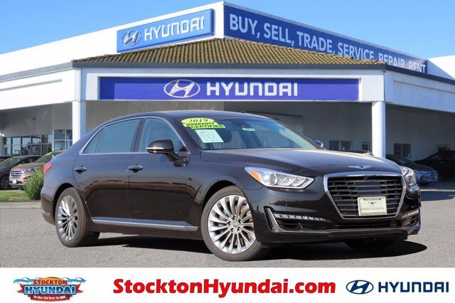 2019 Genesis G90 5.0L Ultimate Stockton CA