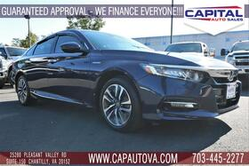 2019_HONDA_ACCORD HYBRID_EX-L_ Chantilly VA