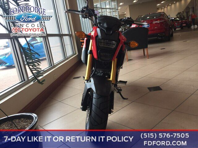 2019 HONDA MOTORCYCLE Grom Fort Dodge IA