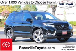 2019_HONDA_Passport_TRG AWD_ Roseville CA