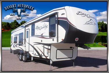 Heartland Big Country 3155RLK Triple Slide Fifth Wheel RV Mesa AZ