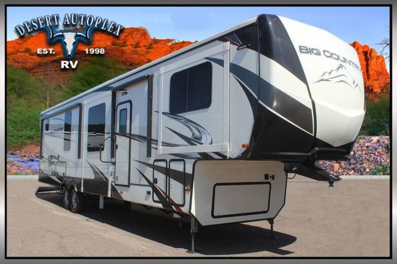 2019 Heartland Big Country 3902FL 5 Slide Fifth Wheel RV Mesa AZ