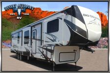 2019 Heartland Big Country 3902FL Five Slide Fifth Wheel RV
