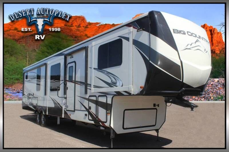 2019 Heartland Big Country 3902FL Five Slide Fifth Wheel RV Mesa AZ