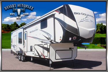 Heartland Big Country 3965DSS Six Slide Fifth Wheel RV Mesa AZ