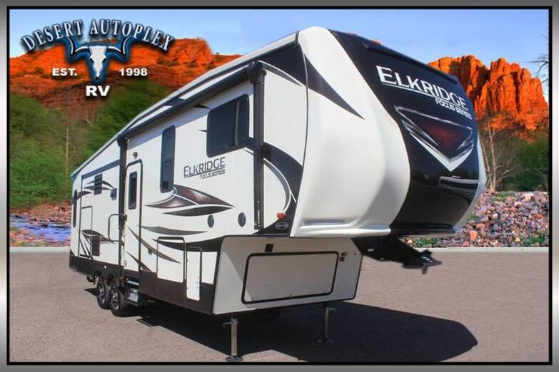 2019 Heartland ElkRidge 290RS Triple Slide Fifth Wheel RV Mesa AZ