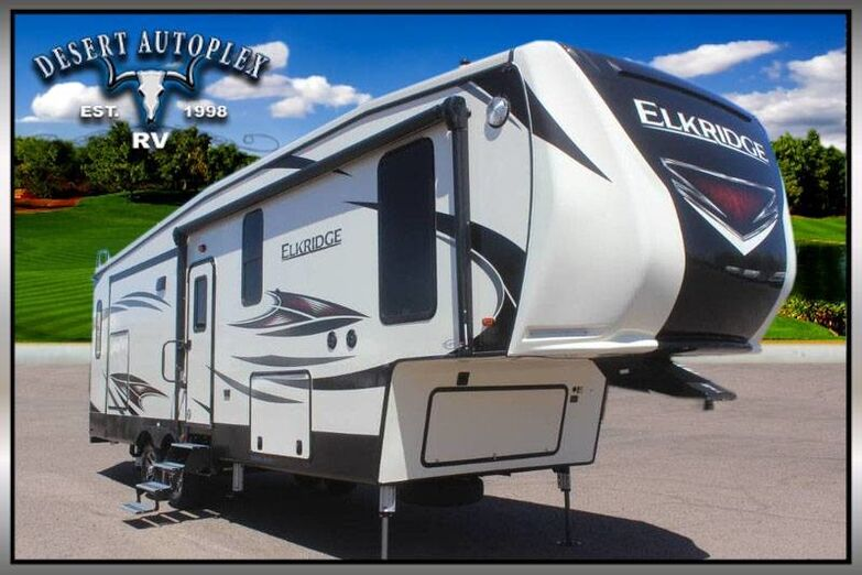 2019 Heartland ElkRidge 31RLK Triple Slide Fifth Wheel RV Mesa AZ