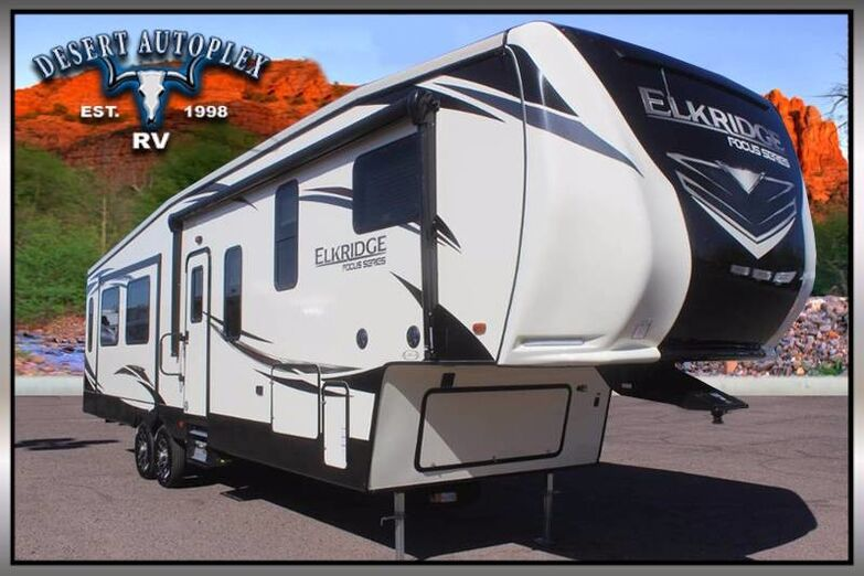 2019 Heartland ElkRidge 360MB Fifth Wheel RV Mesa AZ